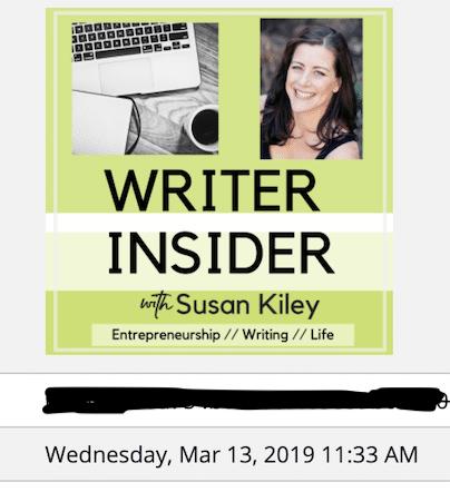 Podcast Launch Writer Insider