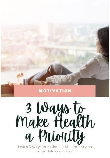 Make Health a Priority