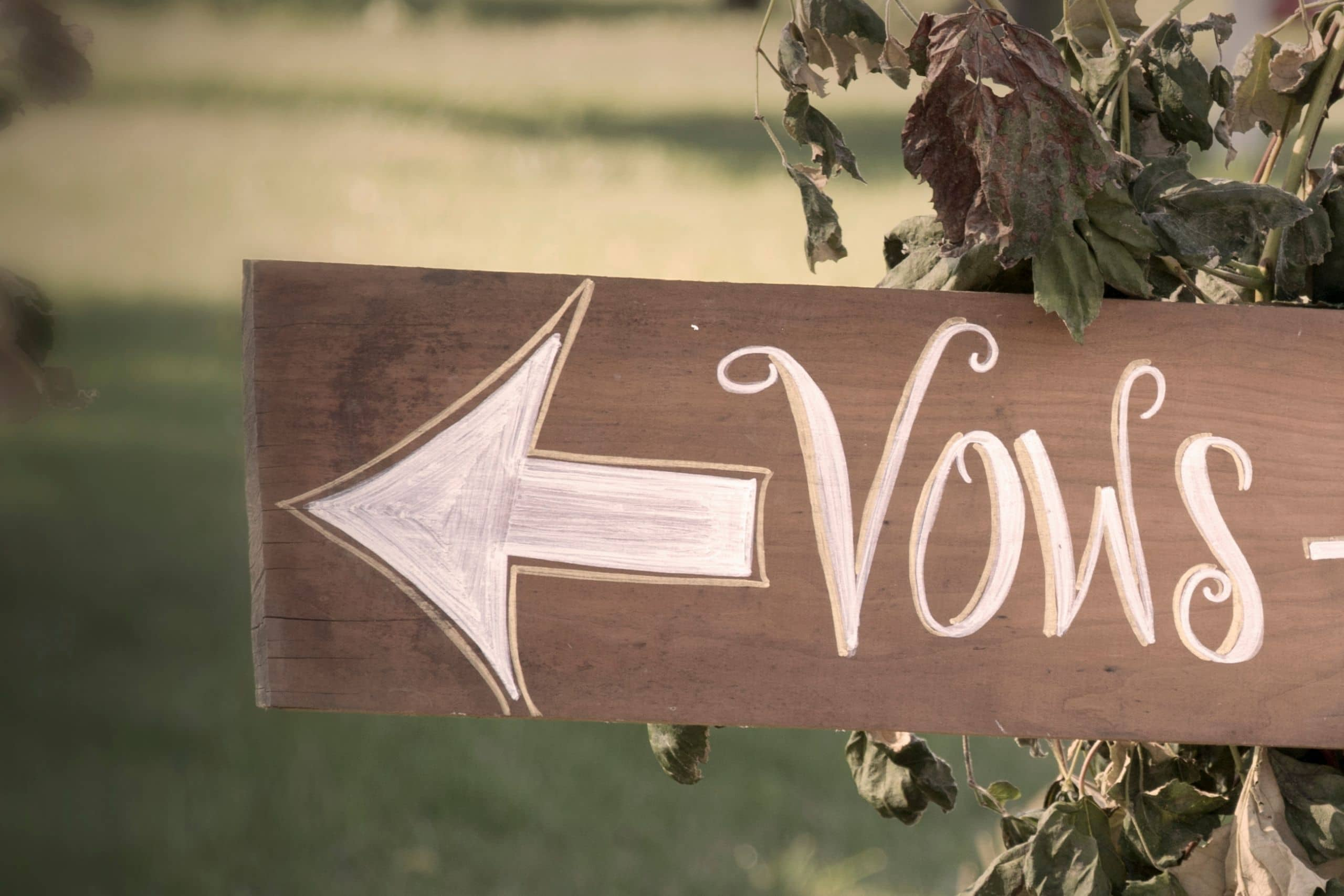 Entrepreneur Vows