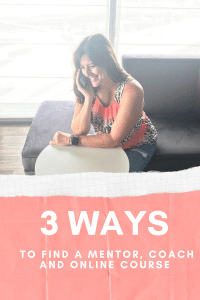 3 Ways to Find a Mentor Coach Online Course