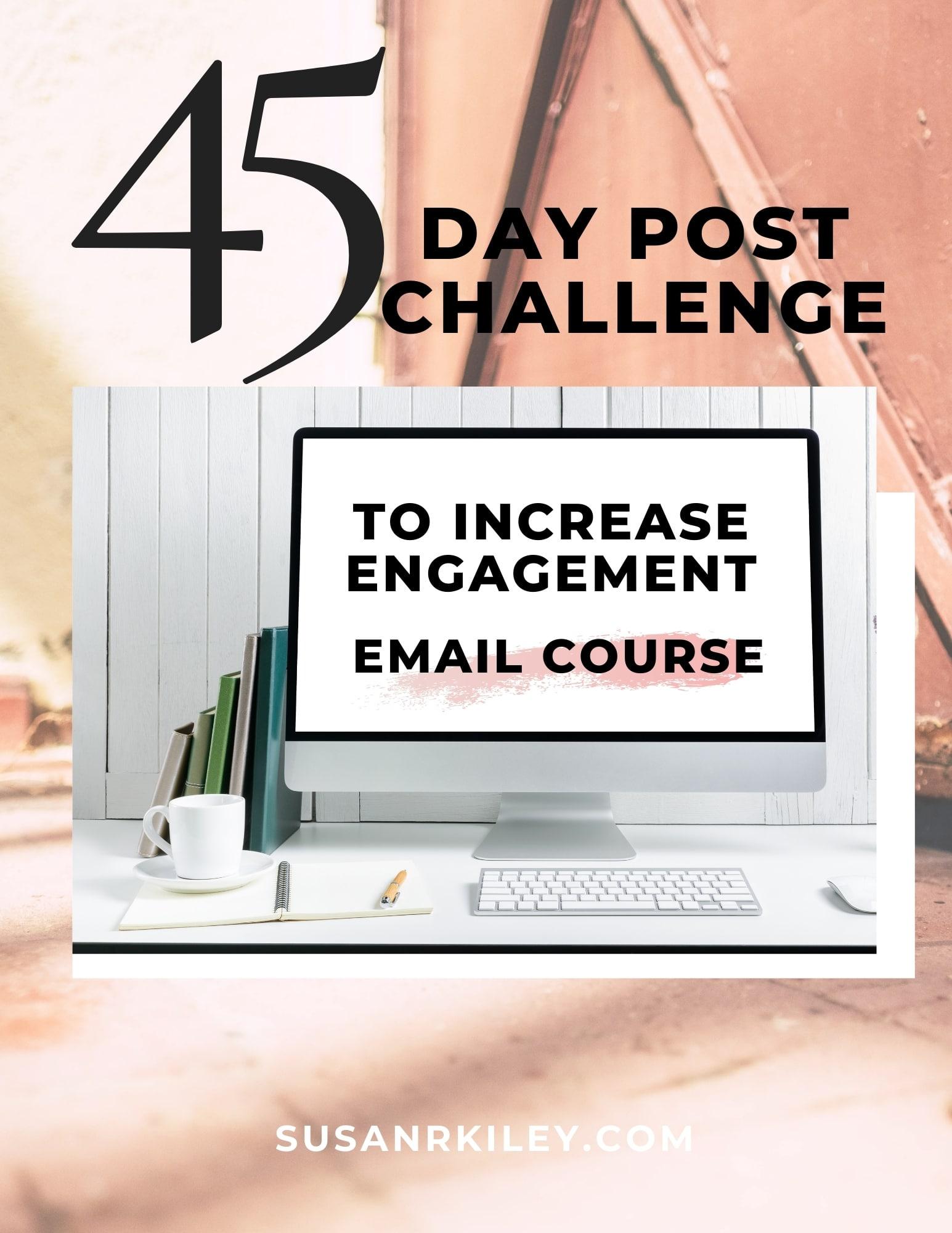 45-Day Post Challenge