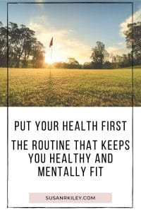 Putting Health First