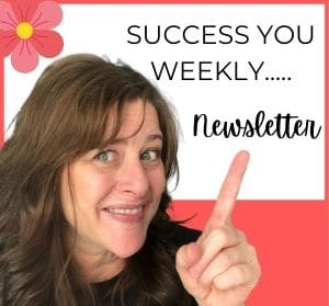 Success You Weekly Newsletter