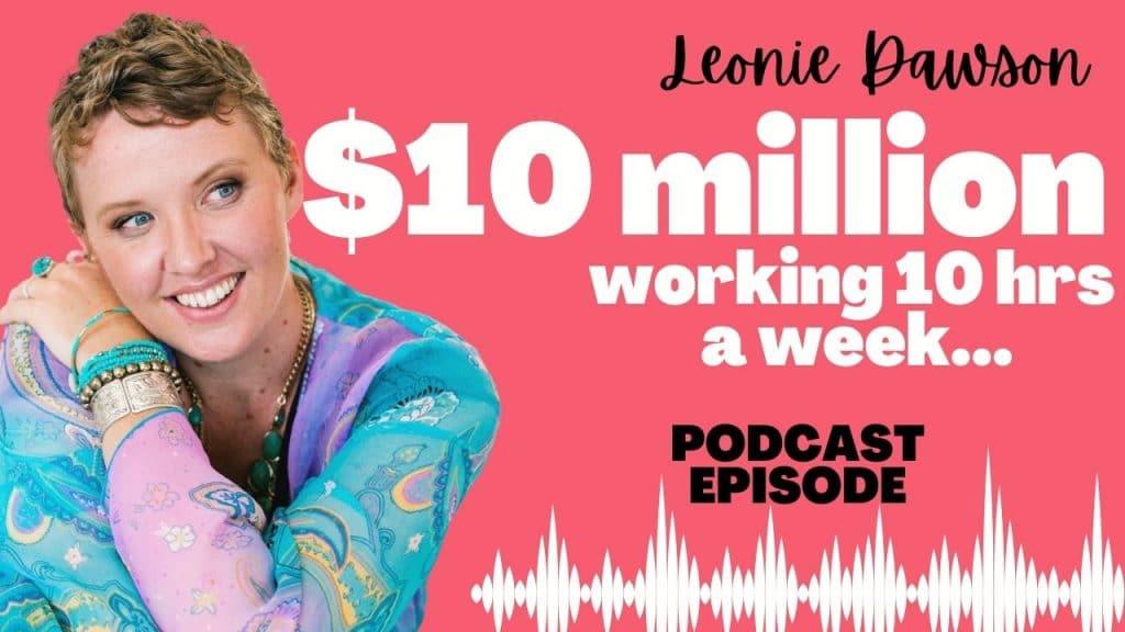 Leonie Dawson Making Millions