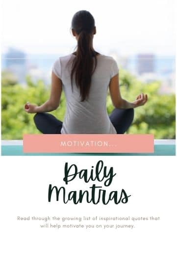 30 Daily Mantras