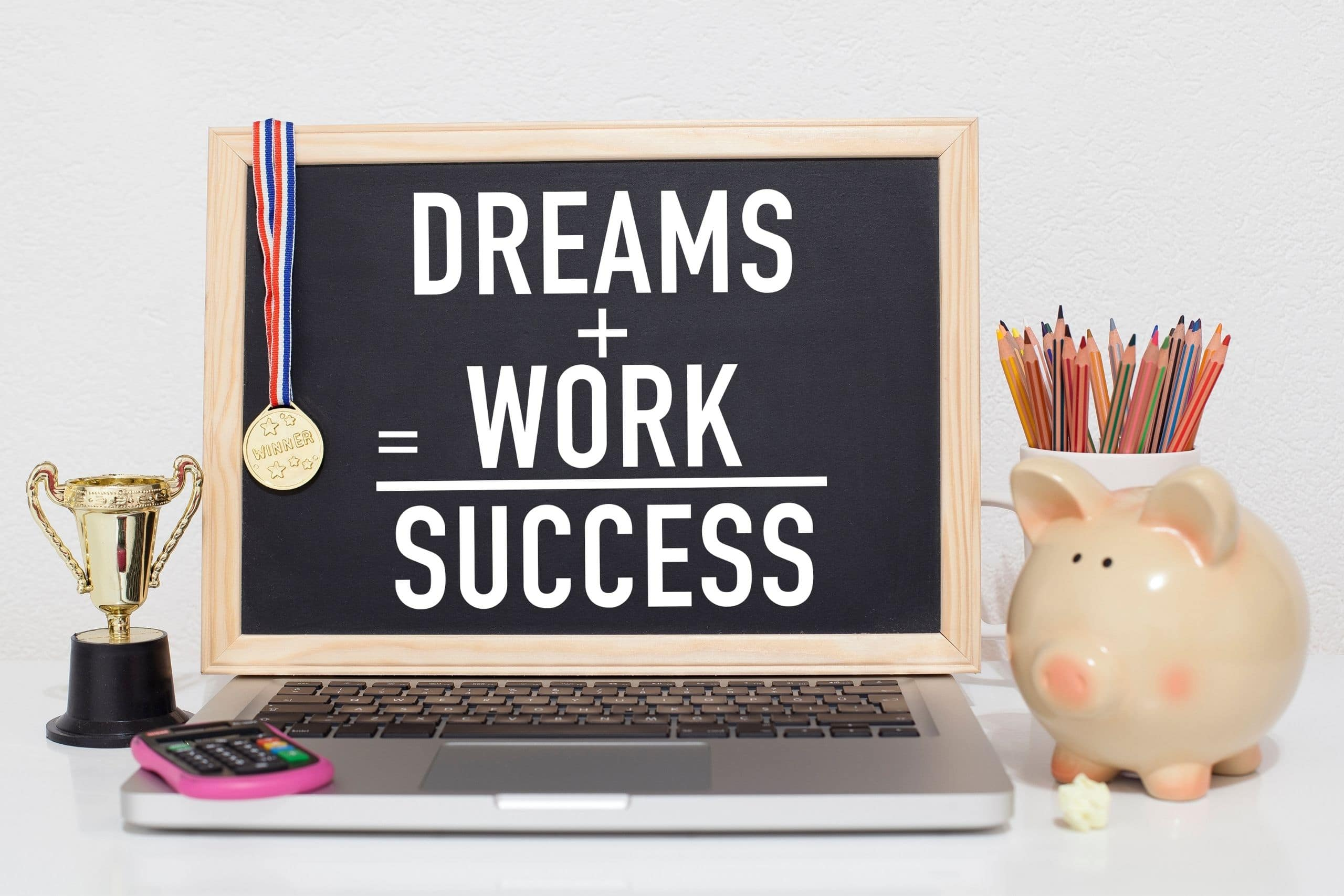 Success Words by Getty Images