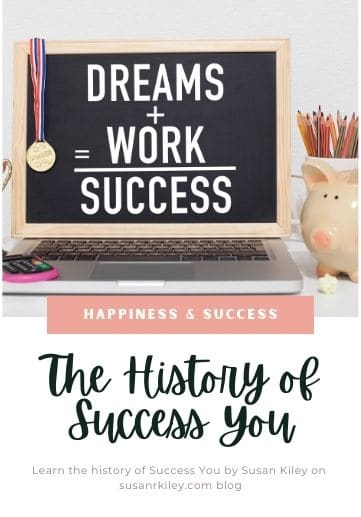 History of Success You